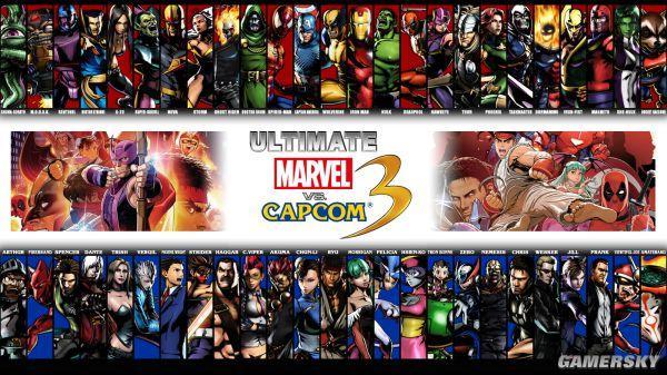 漫威vs卡普空3 pc atk,《漫画英雄VS卡普空3》全50位人物介绍 漫画英雄VS卡普空3有哪些人物