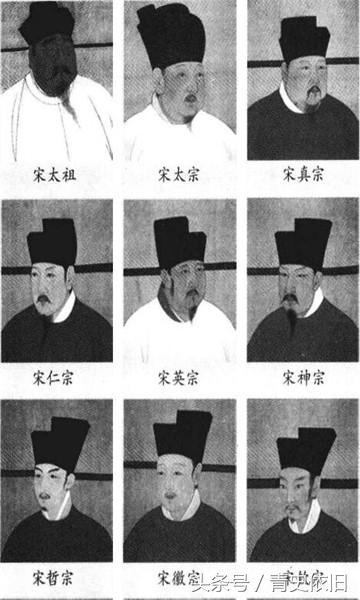 宋朝最昏庸的皇帝,宋朝18个帝王,北宋最后两个最窝囊,南宋只有一个好皇帝