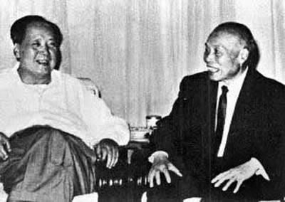 """李宗仁回国,毛泽东为何称李宗仁回大陆是""""误上贼船""""?"""