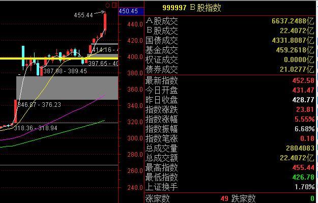 b股大涨,B股指数暴涨揭秘,抓住历史性的投资机会!