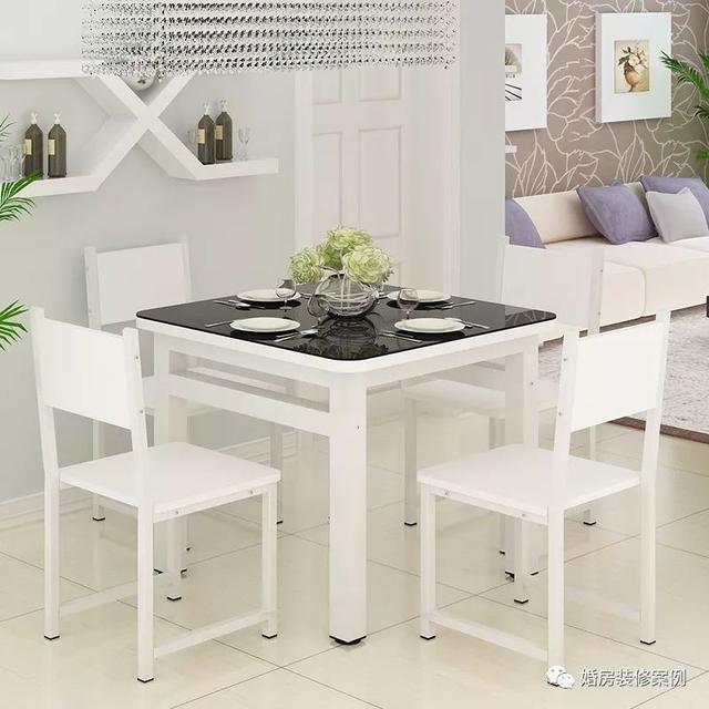 圆形桌子动漫图片,圆形餐桌好还是方形餐桌好,这两者有哪些区别?