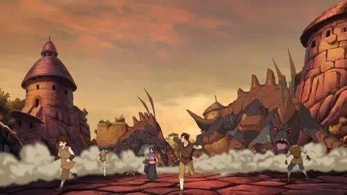 动漫莽荒纪什么时候更新一集,还原纪宁断臂之战 《莽荒纪》动画第三集开播