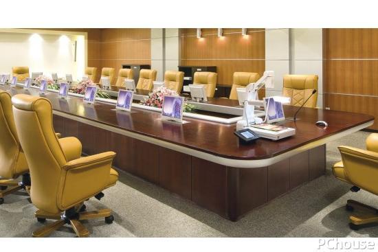 实木电脑桌价格,实木会议桌选购指南 实木会议桌最新报价