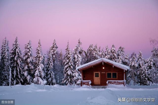 """雪望,冬天来了,北风来了,诗情画意的""""冬风""""系列古诗也来了"""