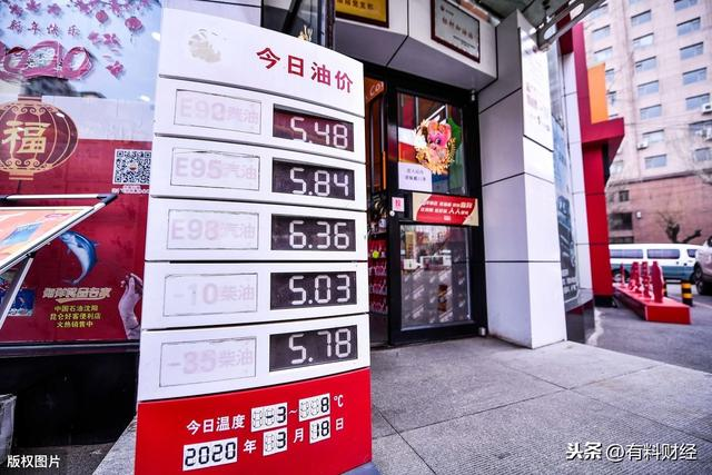 油价调整信息:4月24日,今日加油站最新92号、95号汽油零售限价_极速赛车微信信誉群
