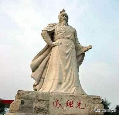 公元1566年,大明名臣之抗倭英雄戚继光