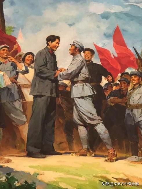 西江月·井冈山,敌军围困万千重,我自岿然不动:读毛泽东诗词《西江月•井冈山》