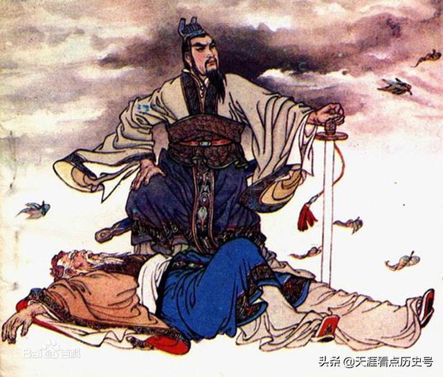 汉刘邦豆瓣,三分钟读懂汉高祖刘邦的一生:如何从不务正业走向帝王宝座