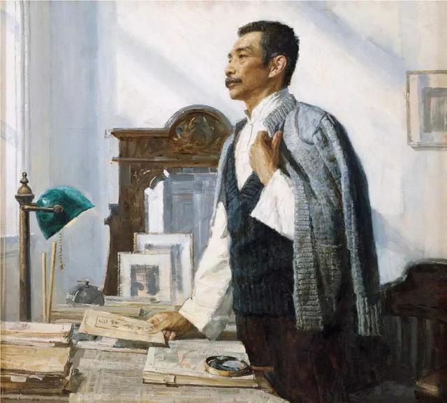 鲁迅,以汉字救国的鲁迅,却说字里有病菌,鲁迅:汉字不灭,中国必亡