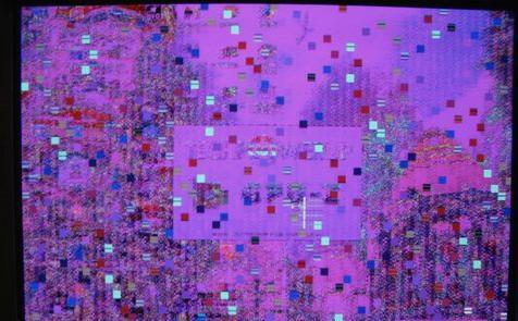 电脑开机红屏,电脑开机花屏的几种情况和解决方法