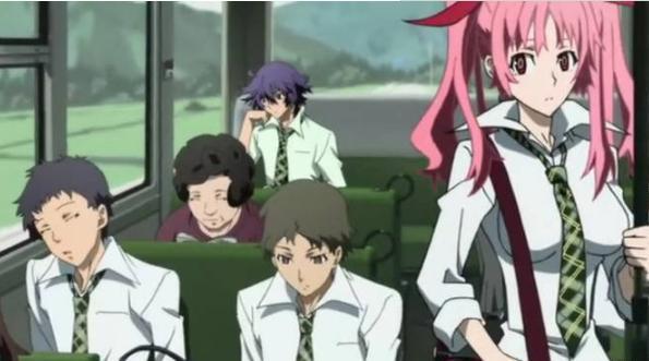 日本恶心少女动漫视频,动漫中最让人讨厌的女角色,清水惠上榜,图2真的让人恶心到想吐
