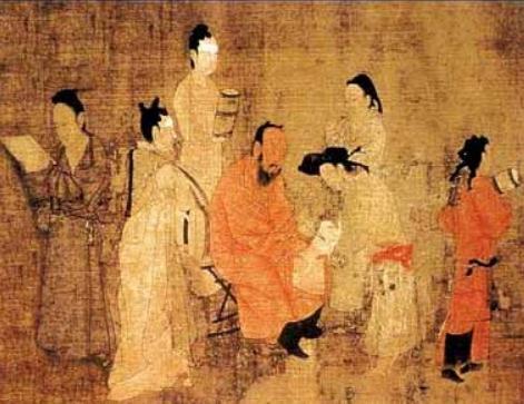 李煜词选,6首李煜词作,虽不是好帝王,却是好诗人!