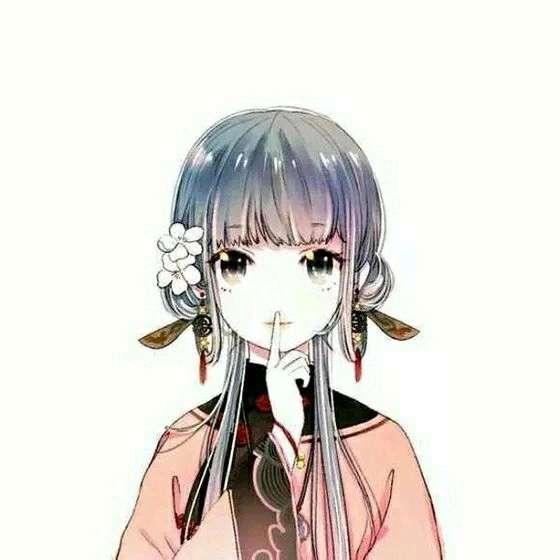 古风仙女漫画图片大全,超美的古风小仙女动漫头像,阳光和你,这就是我想要的未来!