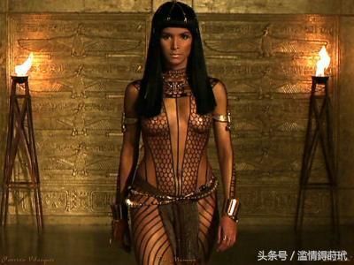 亚曼拉公主图片,神秘而邪恶的公主,未解之谜