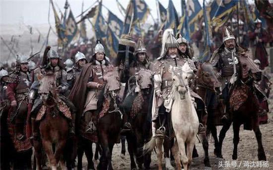 蒙古帝国兵力,横扫欧亚的蒙古骑兵,兵力究竟多少?不得不说,实在太强大了