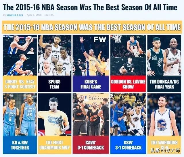 詹姆斯率队史诗逆转 科比巡回告别演出!21世纪的NBA还有哪些故事_pc加拿大28