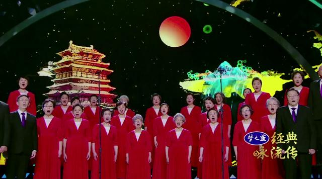 登鹳雀楼,经典咏流传|燃!清华74岁学霸团用五种语言演绎《登鹳雀楼》