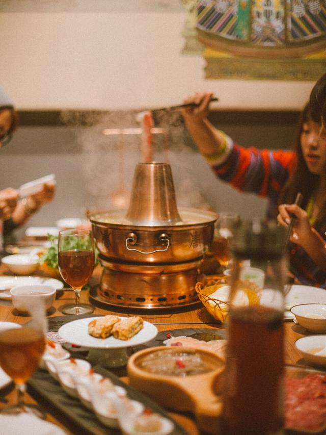 富察氏火锅,饮食北京|在故宫吃火锅!太惬意了——故宫角楼餐厅