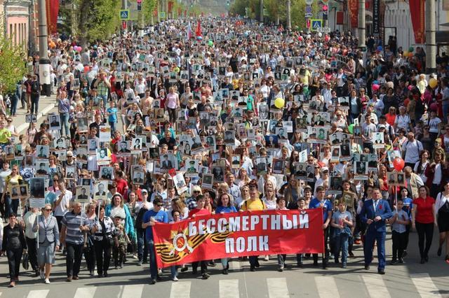 战明 俄罗斯,持续76天,俄罗斯媒体要将1267万烈士姓名全部播放一遍