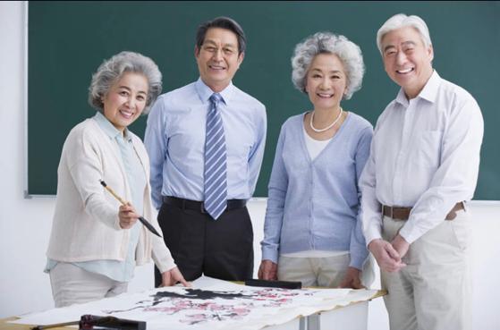 """老人想要晚年舒坦,还要看子女的质量,哪种""""双户组合""""最吃香?图"""