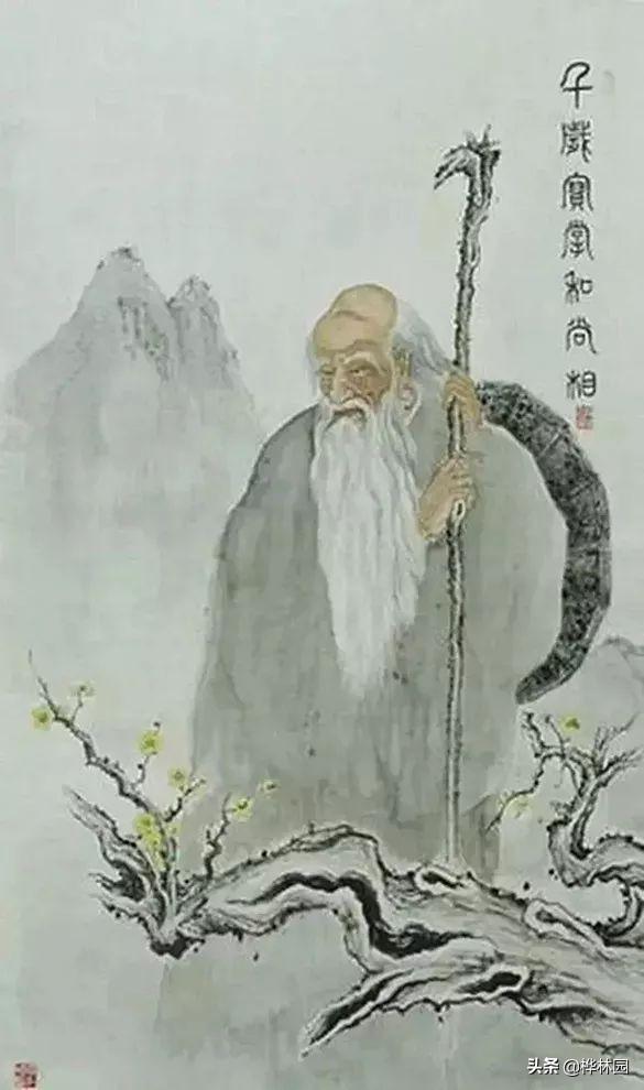 活了1072岁,佛门最高寿:1072岁的宝掌和尚