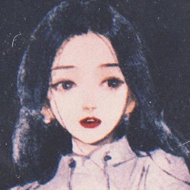 卡漫人物图片萌女,女生头像第二期 | 动漫少女系列,有你钟意的咩