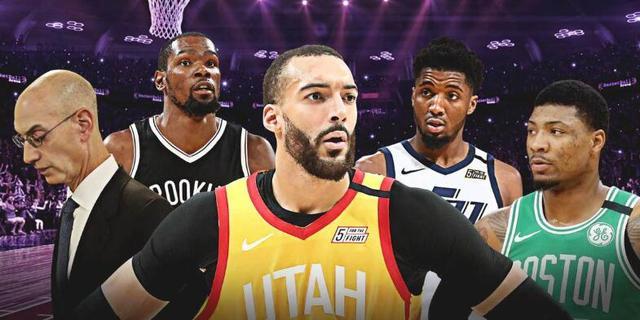 NBA球员确诊不止10人,肖华亲承:联盟收入为0,已联系姚明_加拿大28群