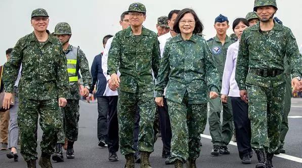 """台湾宣布独立72小时,蔡英文大放厥词,声称台湾已""""独立"""",国台办发出警告"""