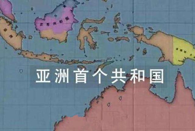 兰芳大统制共和国,这国家是一中国人所建,若不是此人阻挠,领土将全部归属中国