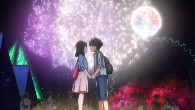 日本唯美的爱情动漫图片,日本几部爱情动漫,甜甜的,反正我是心动了~(国庆推荐番剧)