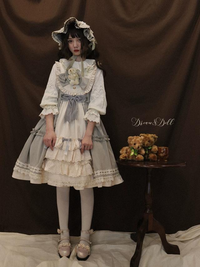 """无数女孩喜欢的洛丽塔洋装,怎么就成了家长口中的""""不伦不类""""?"""