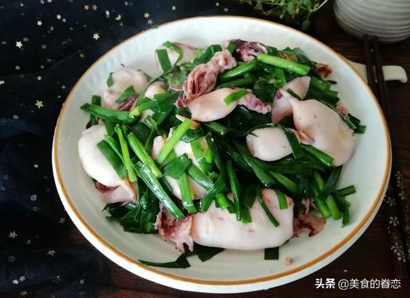 菜谱:梧桐花炒韭菜,咖喱花菜,青椒豆腐皮,猪肚莲子汤
