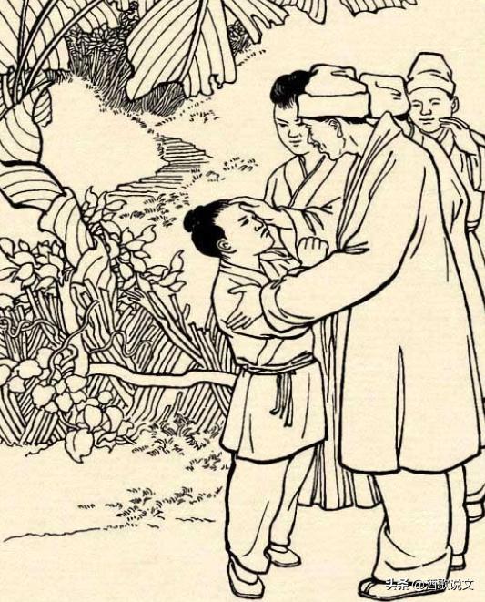 欺师灭祖漫画讲的是谁的故事,故事:欺师灭祖偷神药,善恶有报不好死