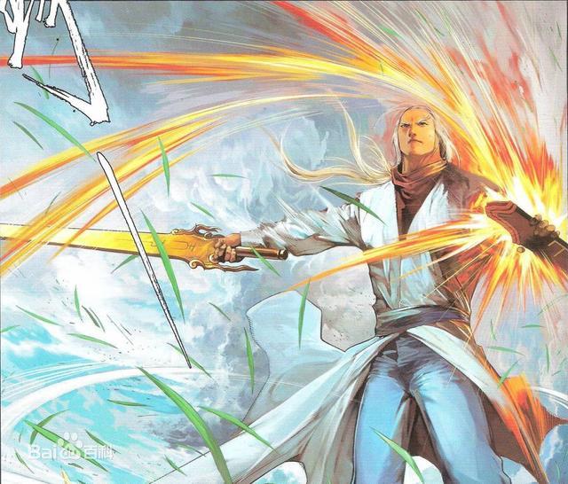 主角无争的漫画,《风云》漫画第三部实力排名,靠谱