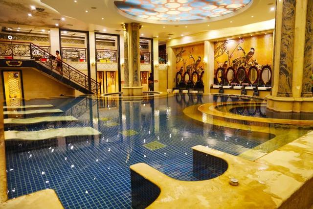 禹州宾馆赛纳河温泉洗浴7月1日—8月31日福利不停