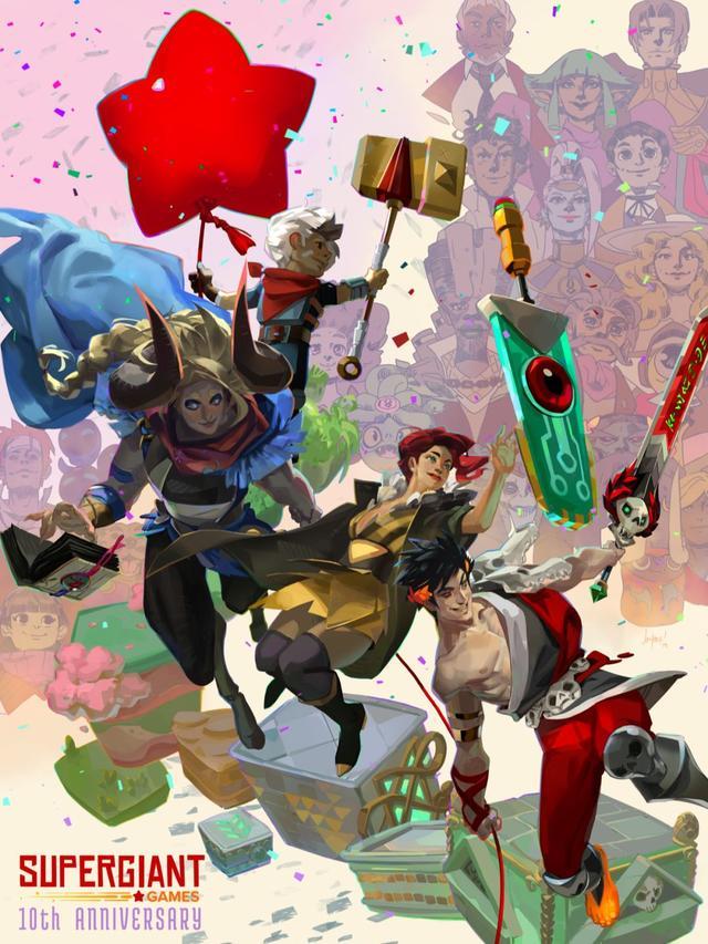 Supergiant Games动作新游《哈迪斯/Hades》Steam畅销第2、好评98% Supergiant Games、Hades、Steam 游戏资讯 第26张