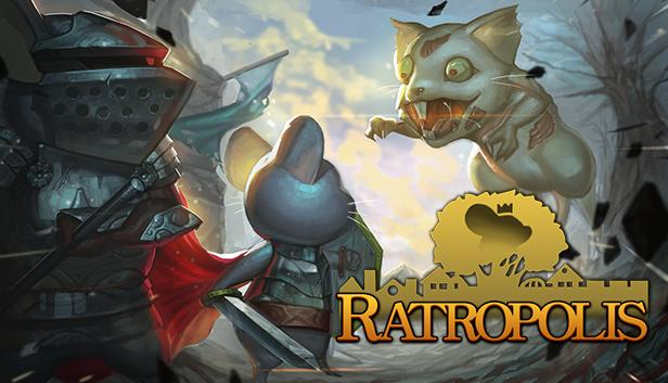《Ratropolis》一款好评92%的卡牌+塔防创意佳作 塔防游戏、Ratropolis、独立游戏、游戏葡萄 游戏资讯 第1张