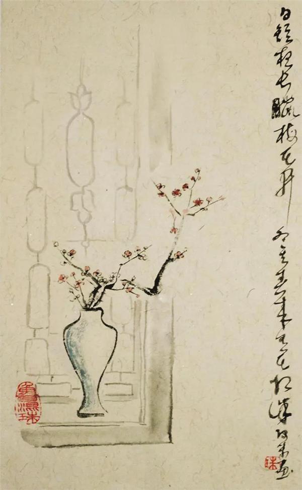 高荷,上海闲话|冬去春来,阿拉有梅花相伴