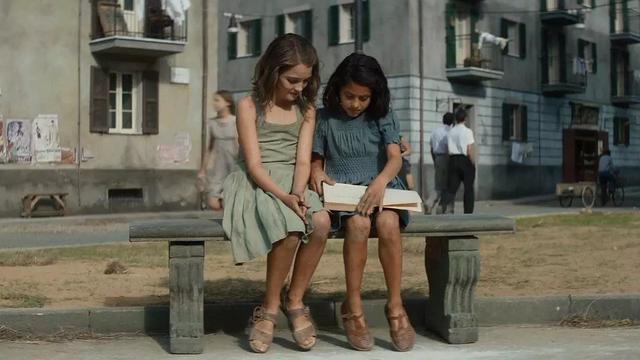 《我的天才女友》第二季:那不勒斯的字典里没有幸福