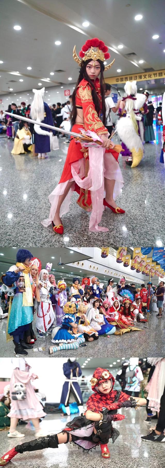 重庆漫展地点,第十一届西部动漫文化节在渝盛大开幕