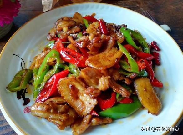 菜谱:农家小炒肉,魔芋烧排骨,粉丝蒸娃娃菜,肉香茄条