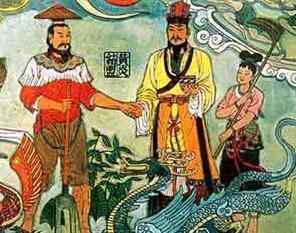 周静帝禅让是几岁,中国上下五千年(八)禅让制