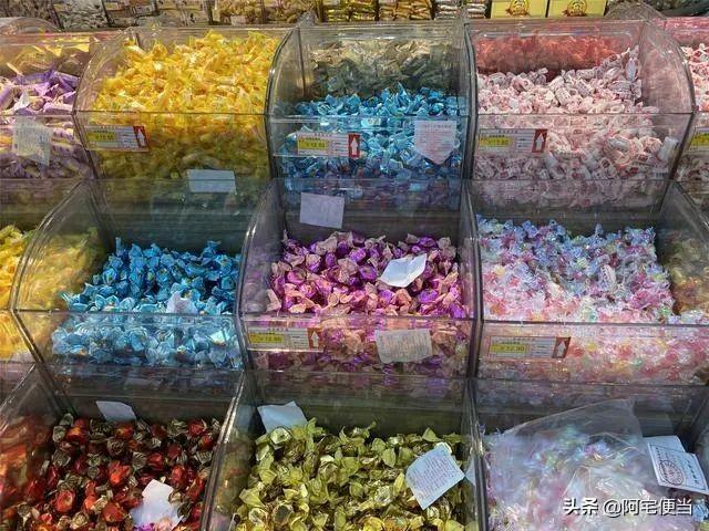 超市这5种糖,不换包装卖了几十年,从来不愁卖,太受人们欢迎