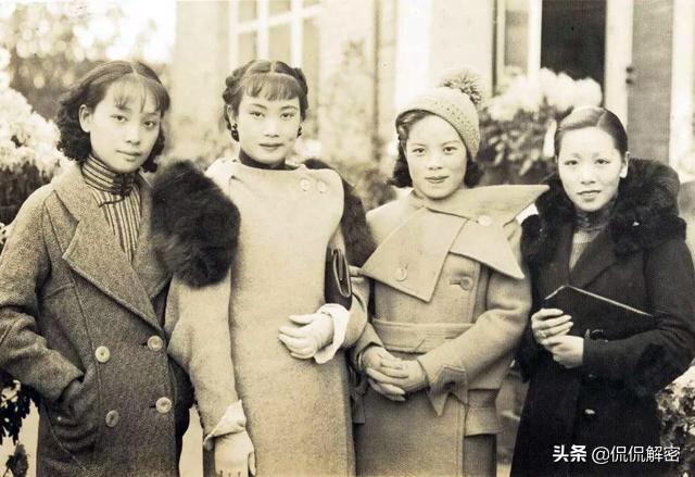 影史上最美,中国电影史上最漂亮的女演员,个个气质出众,谁令你惊艳?