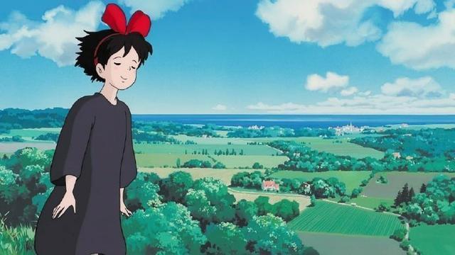 电脑卡通桌面,宫崎骏系列动漫电脑壁纸,治愈人心的感觉,赶紧来拿图吧!