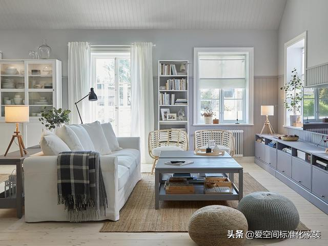 沙发怎么选?从材质,布局,搭配等全方面攻略,看完就知道怎么买