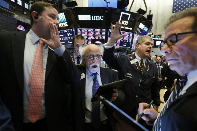 才刚开始跌?高盛:全球股市或从峰值下跌20%至25%