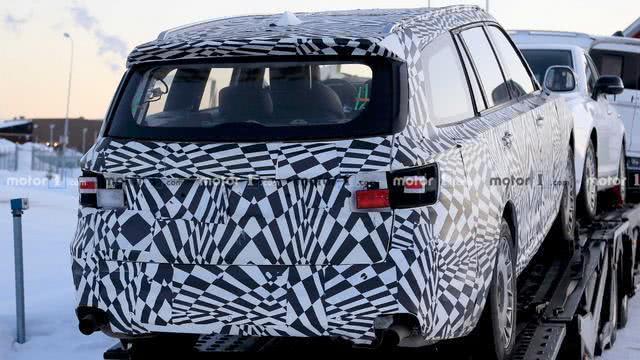 能認識這些品牌算你牛 近期海外全新車型諜照盤點