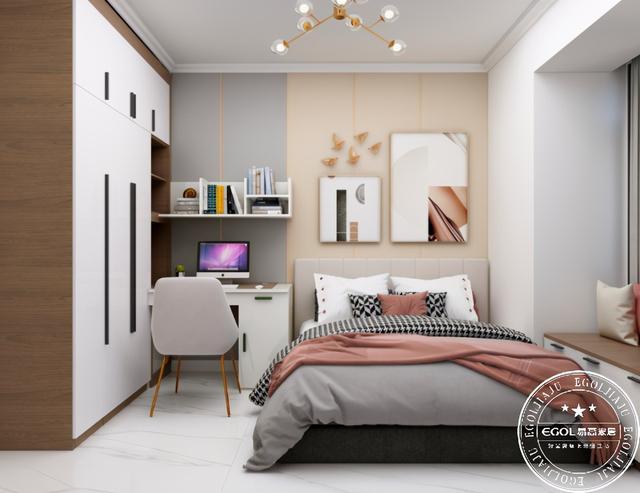 全友家居定制家具和易高定制家居哪个更有优势?